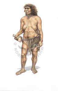 Neanderthal+woman