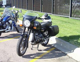 Redlegs Rides  August 2008