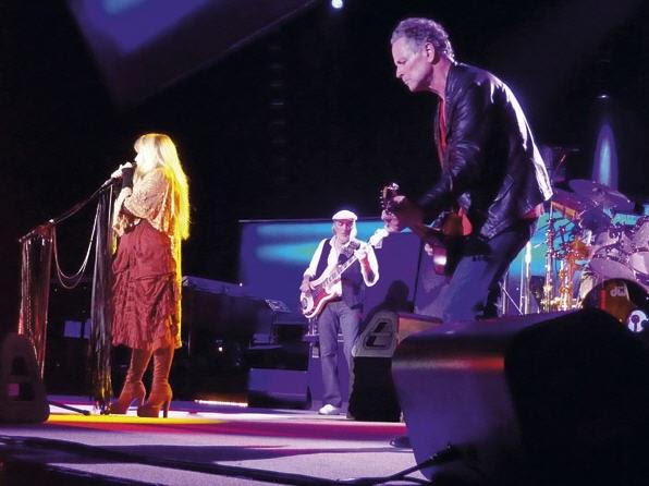 Fleetwood Mac Tour Europe