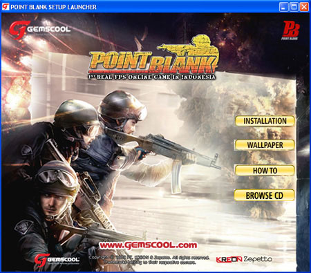 Cara Menginstall Game Online Point Blank Full Client Download