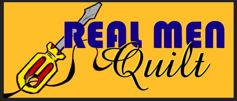 Real Men Quilt