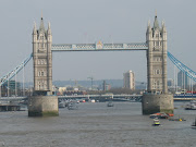 Tower Bridge in London. Well, the only thing left to do right now is notify . (tower bridge)