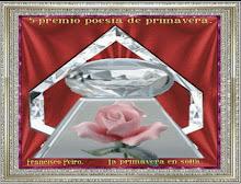 2010-Recibido 5º premio poesia primavera