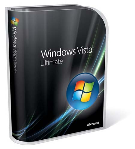 Windows Vista 32 Bit ISO