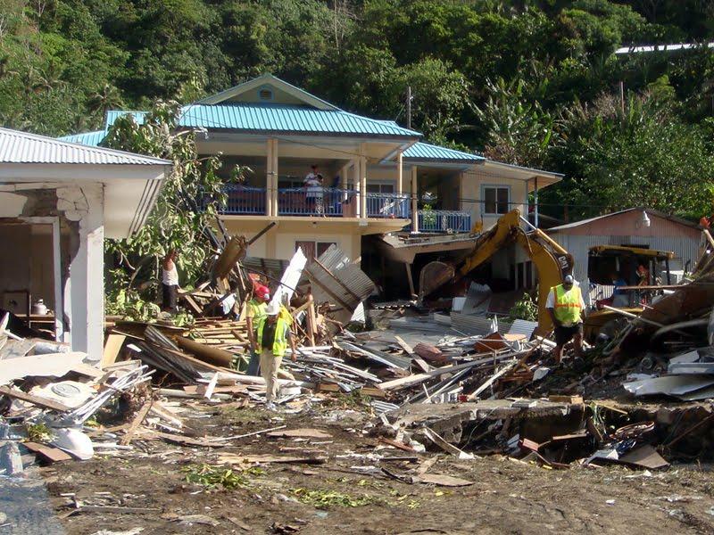 gambar gambar gempa bumi di indonesia