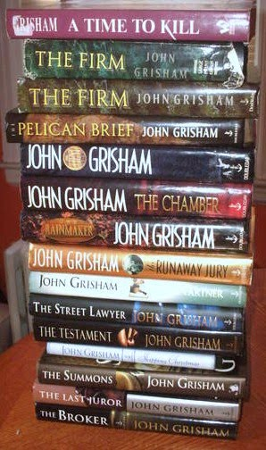 a synopsis and features of john grishams novels Don't miss a sneak peek of sycamore row, john grisham's new novel inspired by a time to kill, in the back of the book the life of a ten-year-old girl is shattered by two drunken and remorseless young men the mostly white town of clanton in ford county, mississippi, reacts with shock and horror.