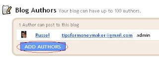 transfer a blog