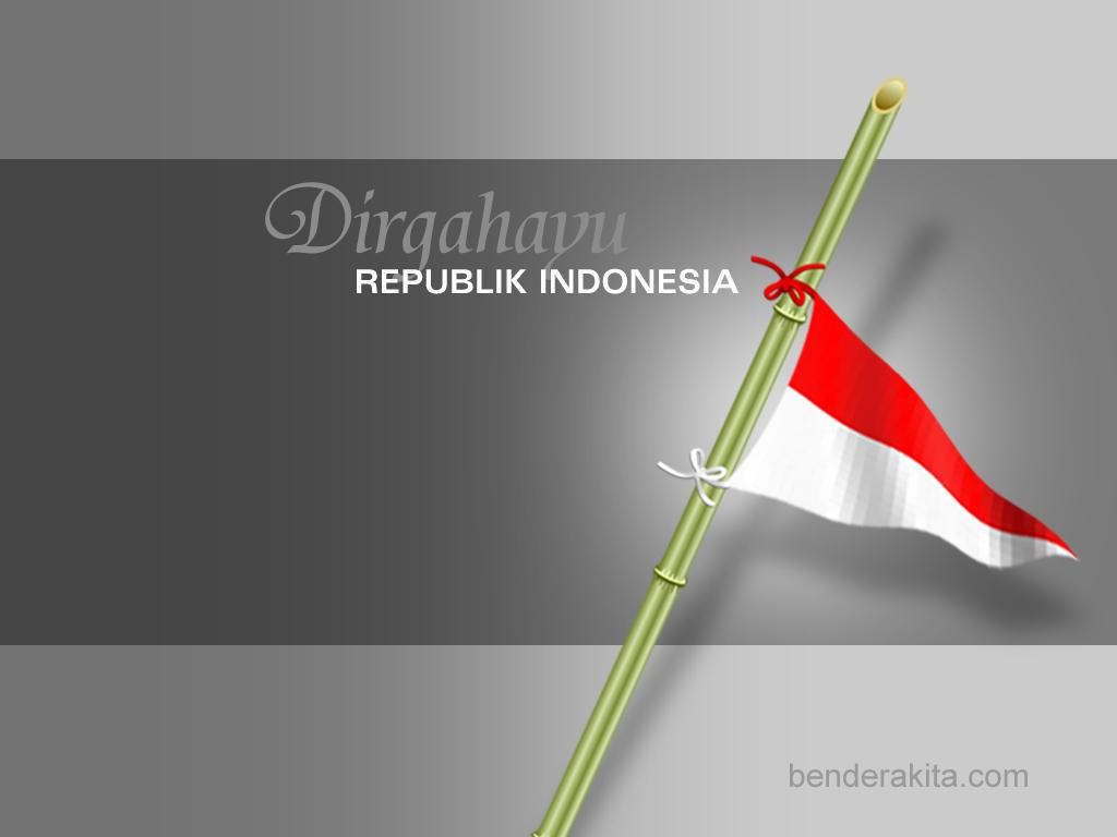 Wallpaper Bendera Merah Putih