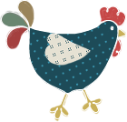 Pano Xadrez-Tecidos e produtos para patchwork