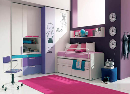 bedroom designs for teens simple and cool Home and ...