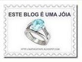 Premio este blog é uma jóia