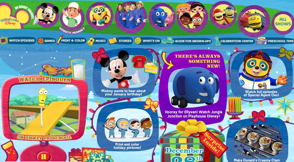 Playhouse Disney Channel (Asia)