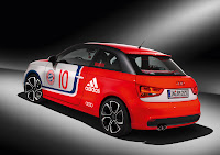 Audi A1 Wörthersee