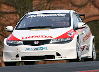 2010 Honda Civic BTCC
