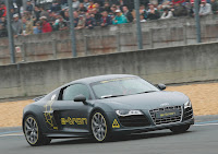 Audi e-tron at Le Mans