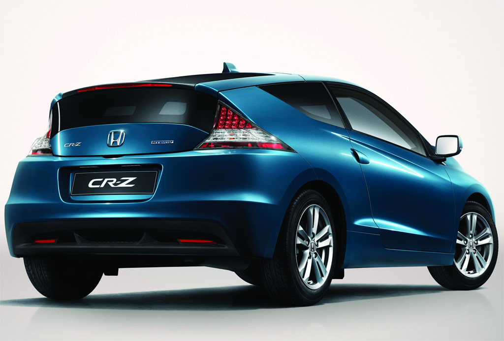 honda cr z usa price announced. Black Bedroom Furniture Sets. Home Design Ideas