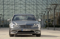 2010 Mercedes-Benz S 350 BlueTEC