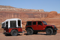 Jeep Trail Edition camper