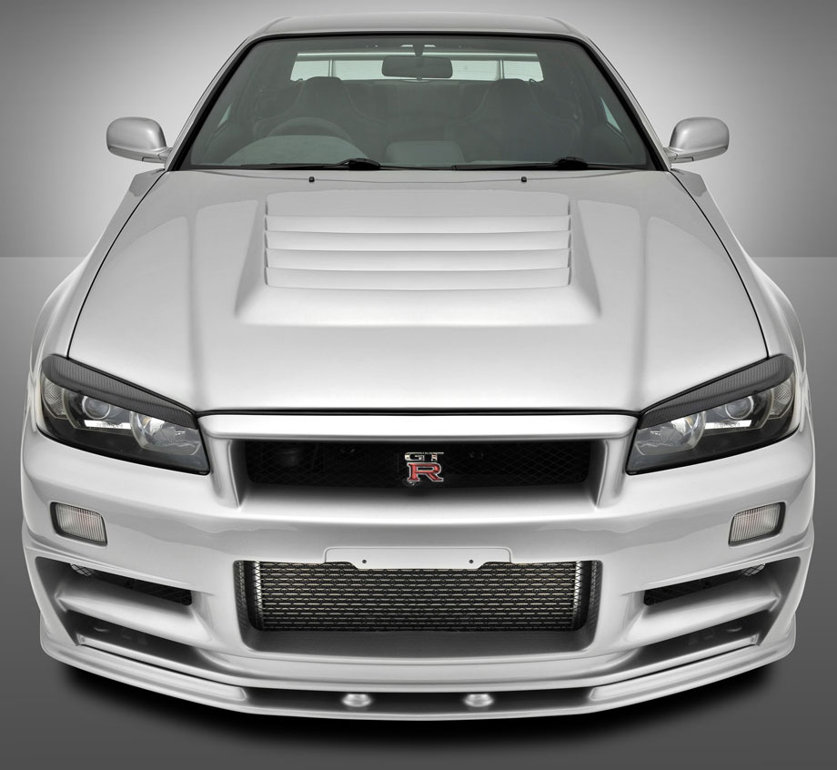 nissan skyline r34 fast and furious 4. JAPO Nissan Skyline R34 GT R
