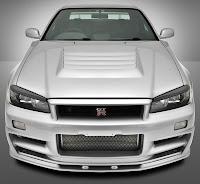 JAPO Nissan Skyline R34 GT R
