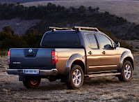 2011 Nissan Navara Pathfinder
