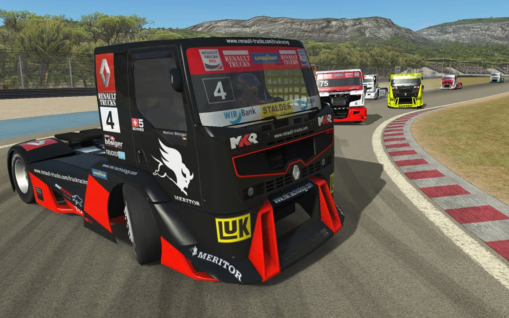 New Renault Truck Racing Video Game