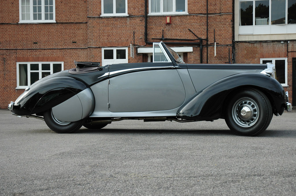 Churchill Daimler DB18 On Auction