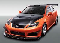 Lexus at the 2011 Tokyo Auto Salon