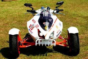 Modif Suzuki Spin Can-Am Spyder