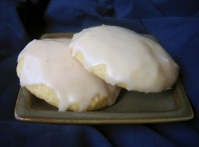 Buttermilk Cookies: No Pumpkin Required