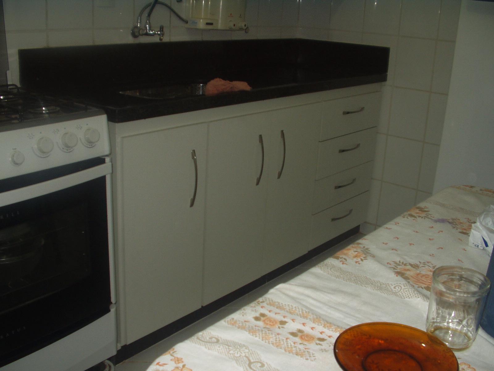 Armario Em Baixo Da Pia : Nep decoracoes cozinha em mdf branco parte de baixo da
