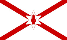 St Patrick/Ulster Flag