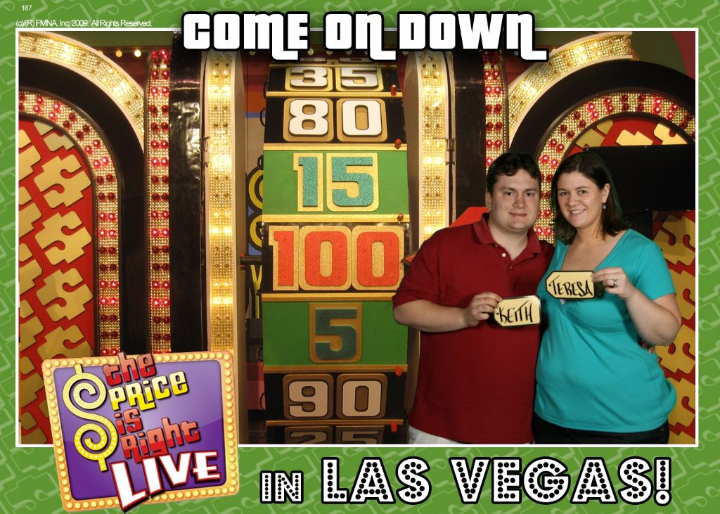 las vegas game shows