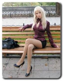 Частные фото красивых девушек: Юлия из Москвы