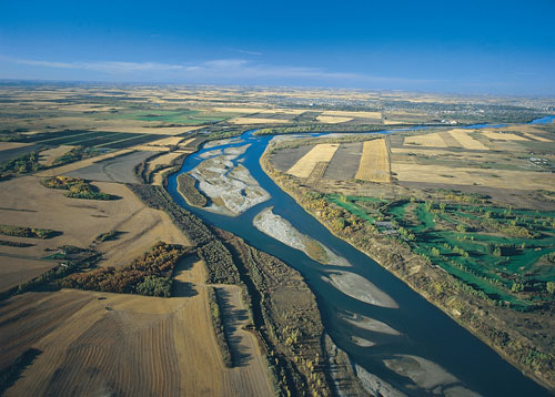 Next year country climate change impacts in saskatchewan for Soil zones saskatchewan