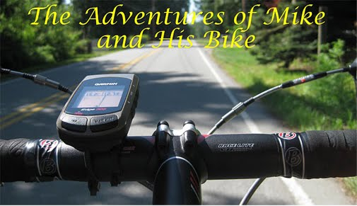 The Adventures of Mike and His Bike