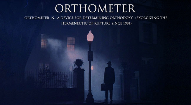 Orthometer