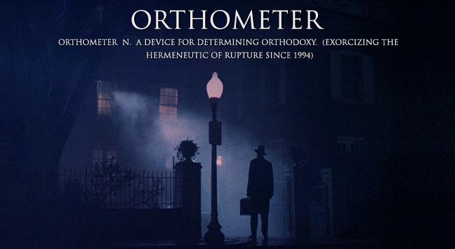 Orthometer