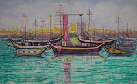 الأسكندرية  لوحات