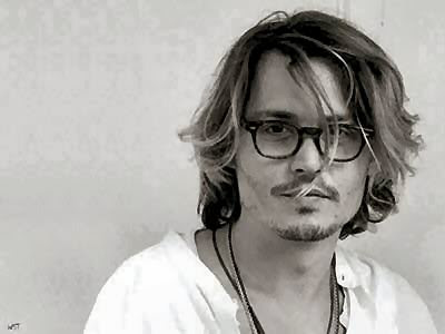 johnny depp young looking. And no young-young folks.