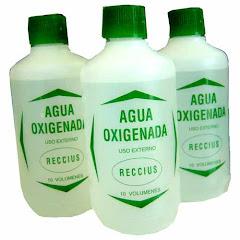 Agua Oxigenada.