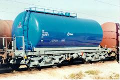 Vagones Cisterna.