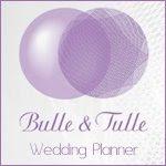Bulle & Tulle, organisation de mariages sur-mesure