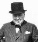 La de frases célebres que diría este hombre... y la de puros que se fumaría
