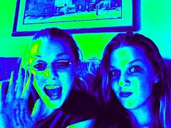 Crazy twins!!