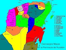 Cacicazgos Mayas de Yucatán