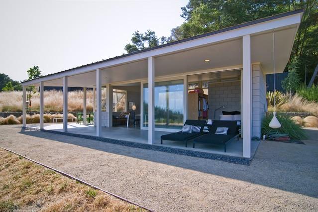 neocribs: Small House Design | Sonoma County House, California ...