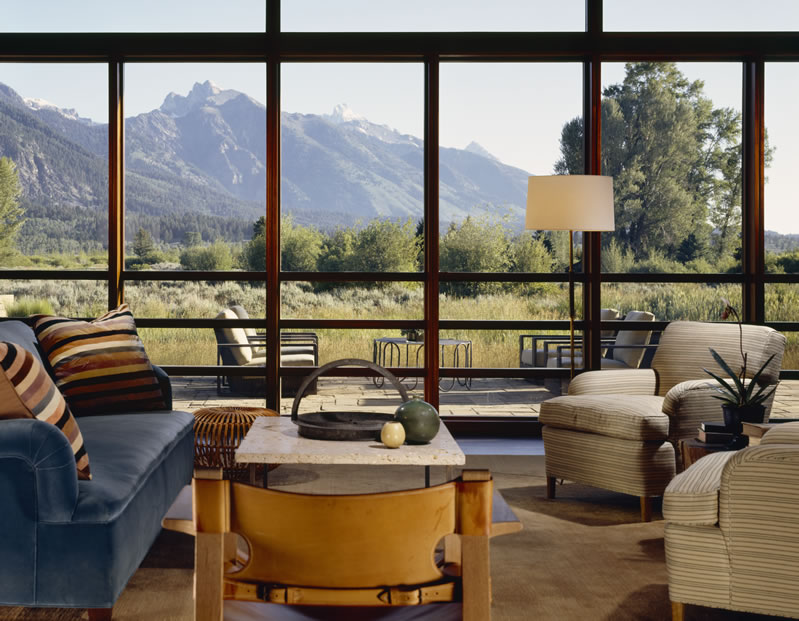 Neocribs House In Jackson Wyoming By Celeste Robbins