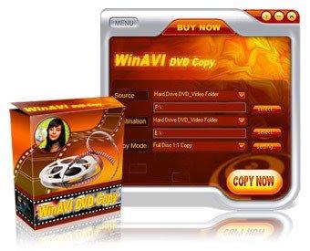 WinAvi DVD Copy Versão 4.5
