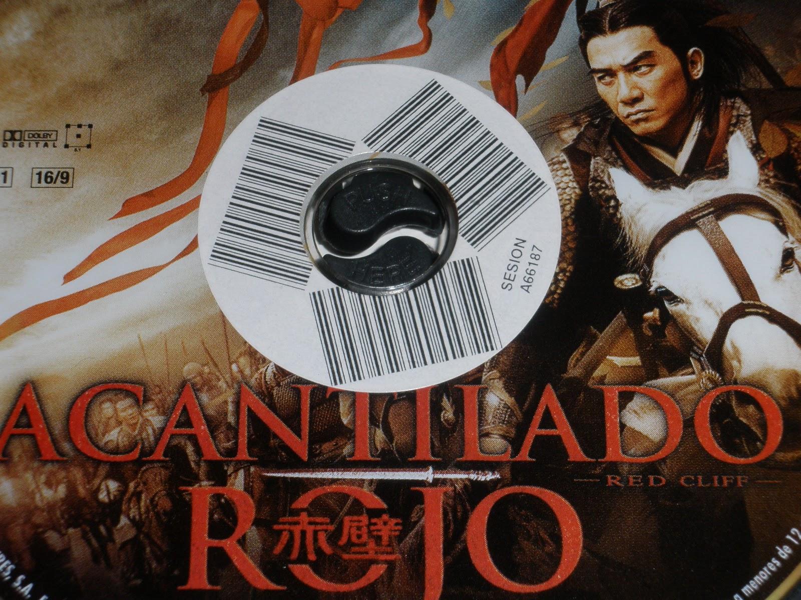 fe958cf13ca Acantilado rojo o el arte de la guerra
